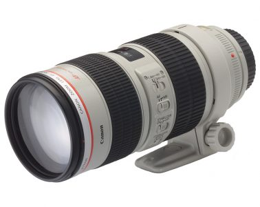 EF 70-200mm f/2.8L IS USMII