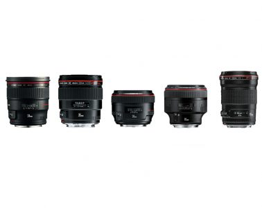 Prime EF Lens Set