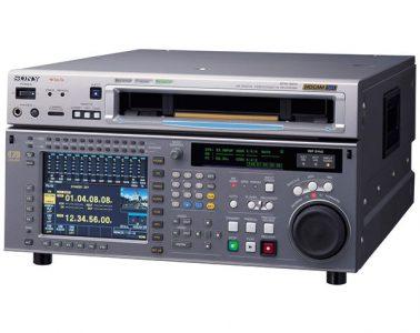 Sony SRW-5500 HDCAM SR Recorder
