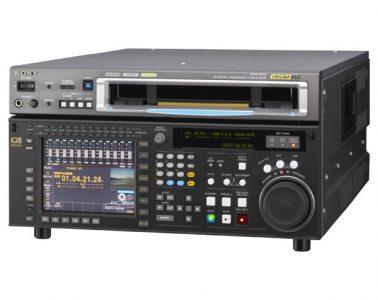 Sony SRW-5800 HDCAM SR Recorder