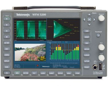 WFM5200 Waveform Monitor