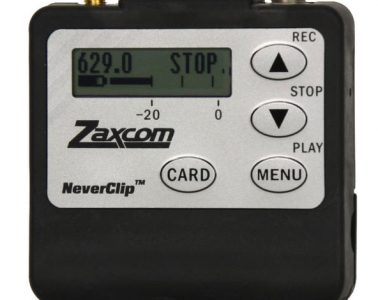 ZFR300 transmitter/recorder