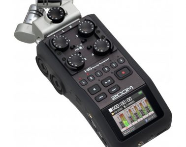 Zoom H6 Recorder