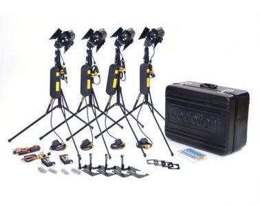 Dedo 4x150w Kit