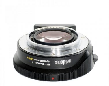 Metabones EF-E Speed Booster Ultra