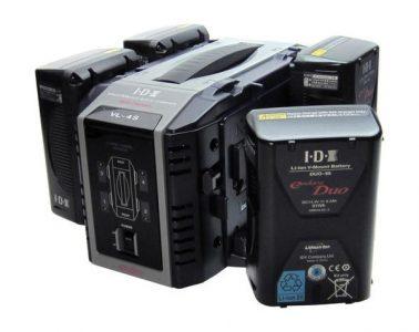 IDX 4x CUE-D95 and VL-4S