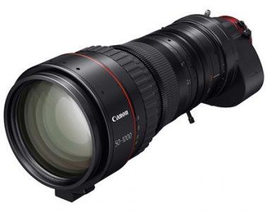 Canon CN20x50 IAS H E1/P1 4K