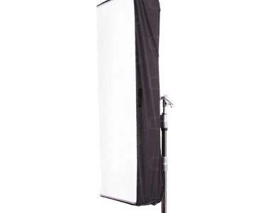 Aladdin SoftBox Bi-Flex 4×1 Wide Soft Box with Grid
