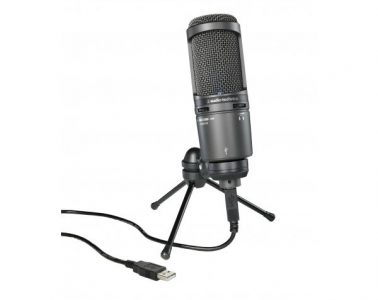 AT2020USB+ USB Microphone