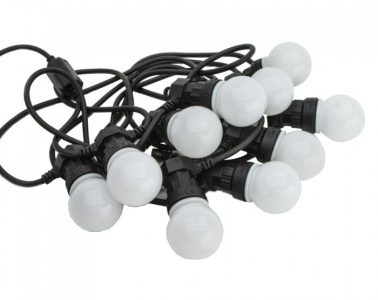 White LED Festoon Lights