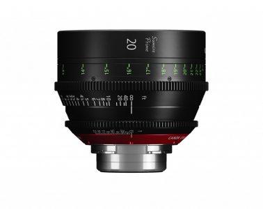 Canon Sumire 20mm T1.5