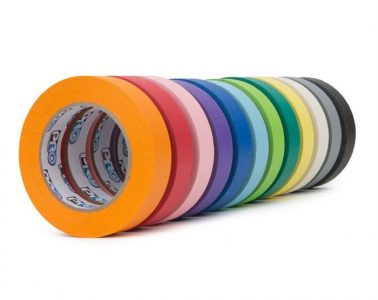 Coloured Electrical Tape