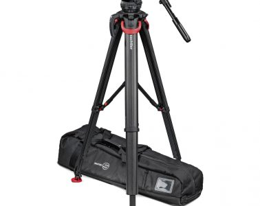Sachtler 18 Tripod with 100mm Flowtech