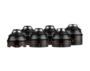 CN-E Prime Lens Set