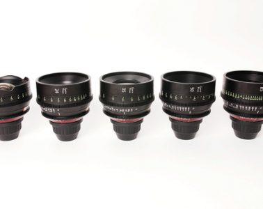 Canon Sumire 5 Lens Set