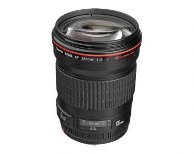 EF 135mm f/2L USMII
