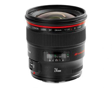 Canon EF 24 f/1.4L II USM Lens